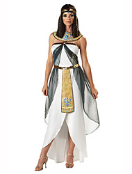 Court Costume Festival/Holiday Costumes Dress / Headwear Dress Female Polyester