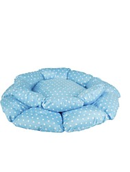 Dog Bed Pet Mats & Pads Blue Fabric