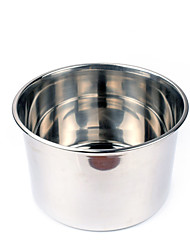 High Quality Stainless Steel Pots Deepen Thickening Slip Egg Dish Soup Basin Basin Pot Baking Tools