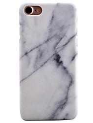 Pour Motif Coque Coque Arrière Coque Marbre Dur Polycarbonate pour Apple iPhone 7 Plus / iPhone 7 / iPhone 6s Plus/6 Plus / iPhone 6s/6