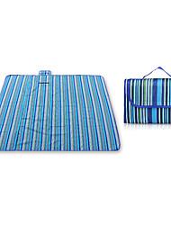 Résistant à l'humidité / Pliable / Portable Tapis de camping / Tapis de pique-nique Randonnée / Camping / Plage / Voyage / Extérieur
