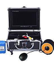 Рыбалка Инструменты Водонепроницаемый / LED CE / RoHs Переносной Вкл./выкл. белый свет Беспроводной 18650 Металл Черный