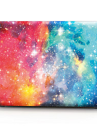 "Case for Macbook 13"" Macbook Air 11""/13"" Macbook Pro 13"" MacBook Pro 13"" with Retina display Color Gradient Plastic Material Colorful Sky Pattern"