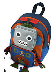 Kids Canvas Sports Outdoor Kids' Bags Orange Blue