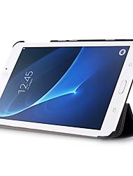 Fall für Samsung Galaxy Tab ein 7.0 t280 t285 schlankes Flip-Buch PU-Leder Ständer Abdeckung Fällen