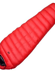 Saco de dormir Saco de Dormir Indoor Solteiro (L150 cm x C200 cm) 10 Plumagem 400g 180X30Equitação / Campismo / Viajar / Exterior /