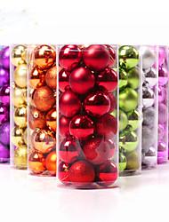 1pcs cor aleatória papel christmas decoração presentes ofing enfeites de árvore de Natal Presente de Natal pendurar actthe papel do sino