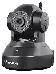 VSTARCAM C7837WIP 720P 1.0MP Wi-Fi Security Surveillance IP Camera (Night Vision/Two Way Audio /Alarm /P2P /Support 128GB TF Card)
