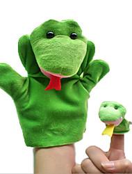 Animal Snake Parent-Child Hand Even The Snake Big Hand Couple  Snake Little Finger Even