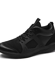 High Quality Men's Athletic Shoes Fashion Sneakers Comfort Basketball Shoes Casual Flat Heel Breathable Black EU39-43