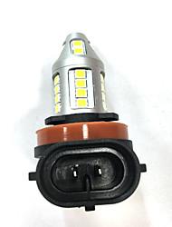 35w h8 conduit brouillard h9 lampe ultra brillante légèreté h11 canbus conduit feu de brouillard