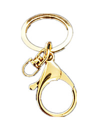 Key Chain Leisure Hobby Key Chain Circular Bronze For Boys / For Girls