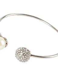 Bracelet Charm Bracelet Alloy Daily Jewelry Gift Silver,1pc