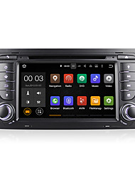 7 Inch Android 5.1 Car DVD Player Multimedia System Wifi DAB for Audi A4 2002-2007 DU7078LT