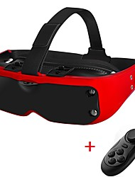 Different Color VR EYES Virtual Reality 3D Glasses Headset for Smartphone with Gamepad