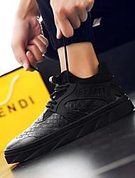 Femme-Extérieure-Noir / Bleu / BlancOthers-Sneakers-Polyuréthane