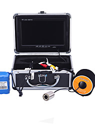 30M Fish Finder with 7 LCD Monitor 1000TVL Underwater fishing Stainless Steel Camera Cam 120 Degree Wide View
