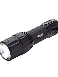 Boguan Flashlight DFU42 Tactical Flashlight Flashlight Direct Tensile Focusing Outdoor Charging
