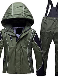 Hiking Tops / Bottoms Kid's Waterproof / Thermal / Warm / Windproof / Insulated / Comfortable Spring / Fall/Autumn / Winter TactelRed /