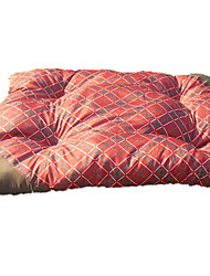 Dog Bed Pet Liners Red Cotton