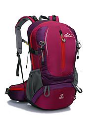 25 L Tourenrucksäcke/Rucksack / Travel Duffel / Rucksack Camping & Wandern / Klettern / Reisen Draußen tragbarGelb / Rot / Rosa / Blau /