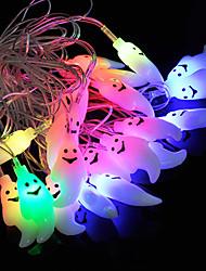 4m rgb 20 cordes LED Halloween (220v)