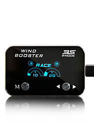 Windbooster Intelligent Enhancing Car Performance Electronic Throttle Controller 3S for Drive by Wire Cars