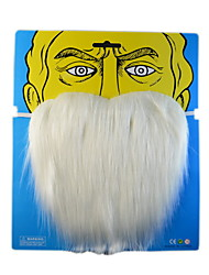 Fancy Party Party Game Cos Party Supplies Beard Fake Beard Beard Black And White Beard