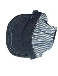 Cat Dog Bandanas & Hats Dog Clothes Winter Summer Spring/Fall Jeans Cowboy