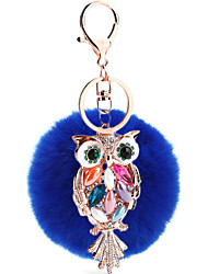 Key Chain Novelty Toy Toys Key Chain Bird Metal Blue For Boys / For Girls
