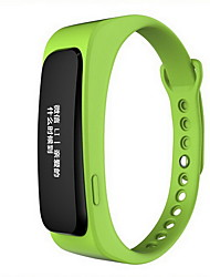 Smart BraceletLong Standby / Pedometers / Health Care / Sports / Heart Rate Monitor / Information / Sleep Tracker / Blood Pressure