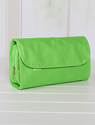 Makeup Storage Cosmetic Bag / Makeup Storage Others Solid 17*25*3 Green