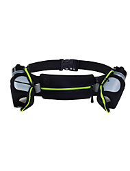 WINMAX® Unisex Muti-fuction Waterproof Light Cycling Running Belt Bag with 2 pieces PE Bottles