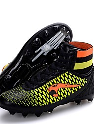 Soccer Shoes Men's Kid's Anti-Slip Cushioning Ventilation Performance Practise High-Top Soccer/Football