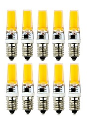 10PCS A Fil Others E14 2805 SMD COB AC220V 850 lm Warm White Neutral White Glue Waterproof Lamp Other