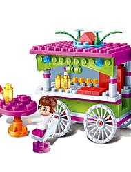 Конструкторы / Аксессуары для кукольного домика Для получения подарка Конструкторы Модели и конструкторы Автомобиль / Мебель / Лошадь ABS