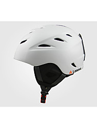 Casque Unisexe One Piece / Sportif Sport Helmet Snow Helmet PC / EPS Sports de neige