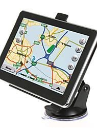 7-дюймовый 4g высокой четкости экспорта большого экрана Европа Северная Америка Южная Америка Ближний Восток GPS навигационная система