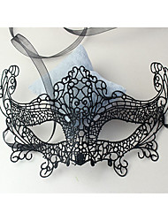 Fox Hollow Sexy Fashion Lace Veil Masquerade Mask