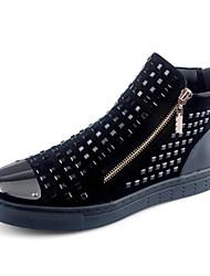 Femme-Extérieure / Décontracté-NoirOthers-Sneakers-Cuir