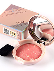 1 Coloretes Mate Polvo Gloss colorido Rostro Rosa China YCID