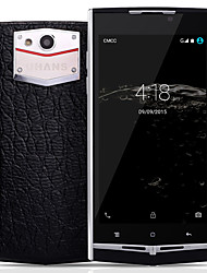 UHANS U100 4.7  Android 5.1 Cell Phone (Dual SIM Quad Core 8 MP 2GB  16 GB Black)
