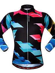 WOSAWE Cycling Long Sleeve Jersey Shirts Ciclismo Maillot Mtb Bike Cycling Clothing