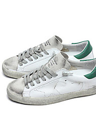 Men's Sneakers Others Pigskin Casual White