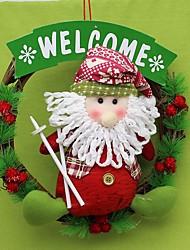 accessoires guirlande de Noël créatif ornements de noël