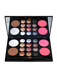 16 Eyeshadow Palette Dry Eyeshadow palette Cream Normal Daily Makeup