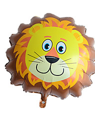 Balloons Lion Aluminium 5 to 7 Years