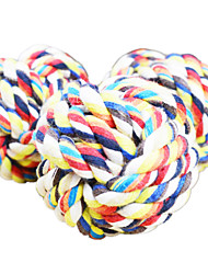 Cat Toy Dog Toy Pet Toys Chew Toy Rope Textile