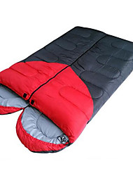 Sleeping Bag Double Wide Bag Double -5-15 Hollow Cotton 2000g 220X75 Hiking / Camping / Beach / Fishing / Traveling / Hunting