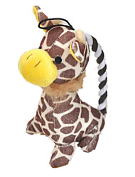 Pet Toys Plush Toy Squeaking Toy Squeak / Squeaking Durable Cotton